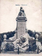 Battice Monument aux morts avant 1940