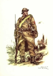 Tenue d'assaut 1918